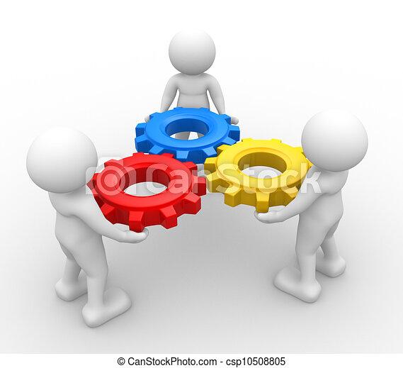Gear mechanism - csp10508805