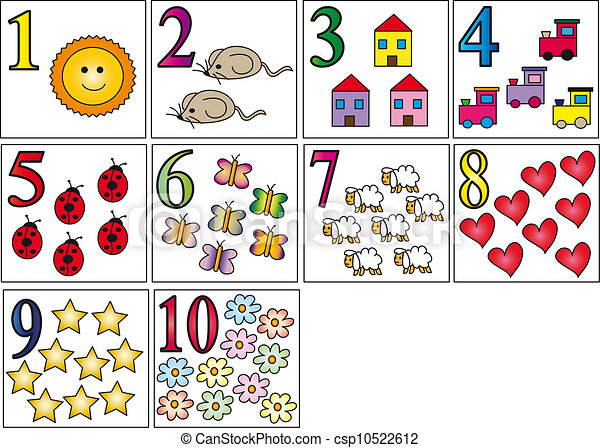 clipart of numbers collection of numers from 0 to 10 free vector artwork for a thanksgiving card free vector artwork for screen printing