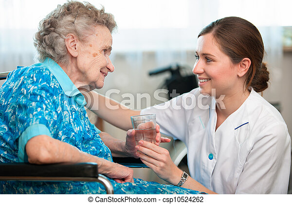 Home care - csp10524262