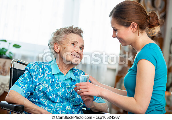 Home care - csp10524267