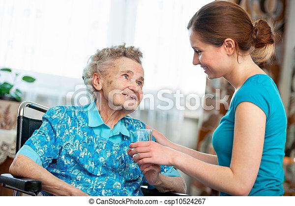 Home care - csp10524267
