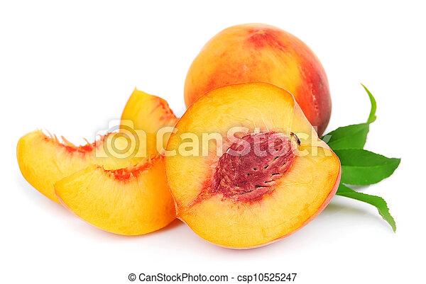 peach fruit - csp10525247