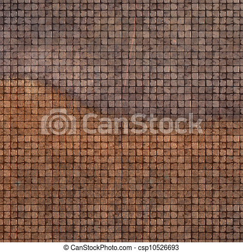 Pietra pavimento disegno : piastrella, mosaico, parete, pavimento, rosa, arancia, grunge, pietra ...