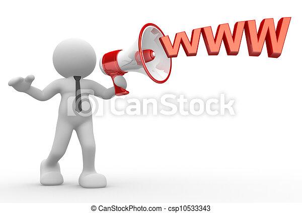 megafone - csp10533343