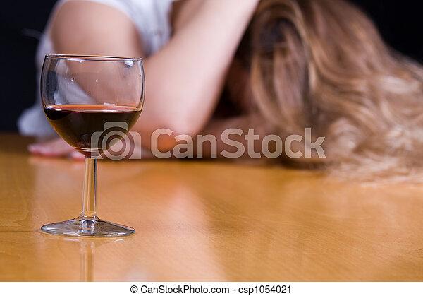 alcoholic - csp1054021