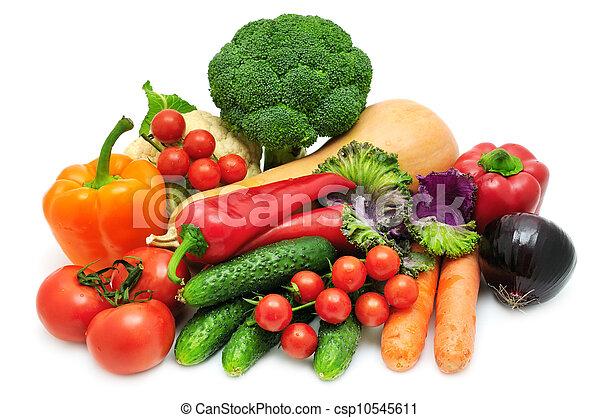 蔬菜 - csp10545611