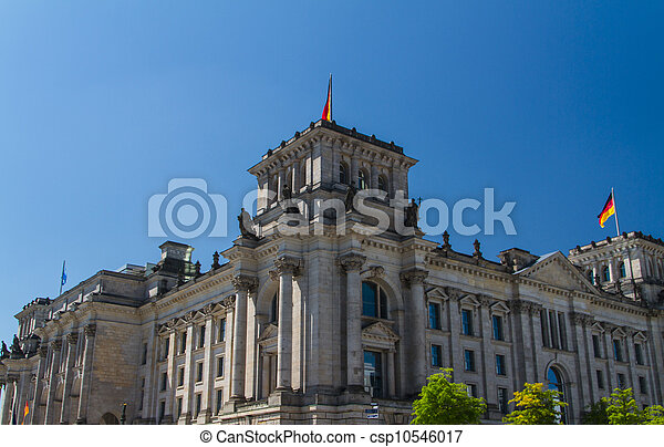 Berlin Government District - csp10546017