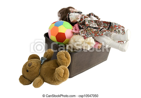 Spielzeuge - csp10547050