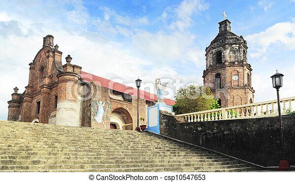 Santa Maria Church - csp10547653
