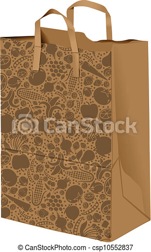 Paper bag Stock Illustrations. 33,131 Paper bag clip art images ...