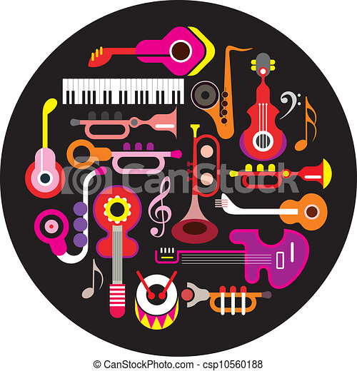 Clipart Musical Instruments