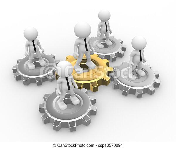 Gear mechanism - csp10570094