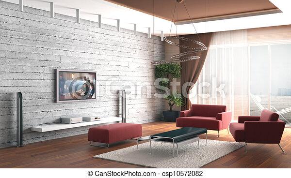 banco de imagens de 3d fazendo desenho sala sala. Black Bedroom Furniture Sets. Home Design Ideas