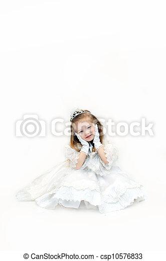Angelic Face - csp10576833