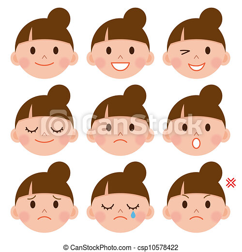 Emotions Stock Illustrations. 135,847 Emotions clip art images and ...