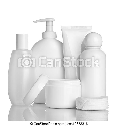 beauty hygiene container tube health care - csp10583318