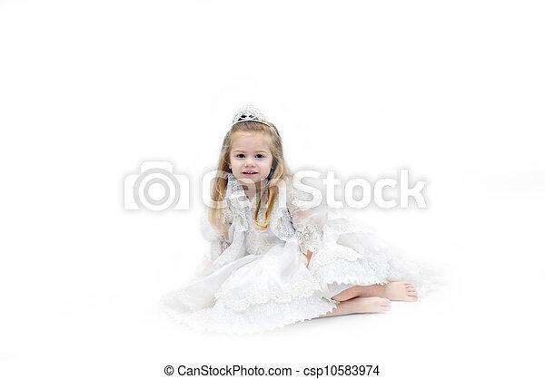 Angel Bride - csp10583974
