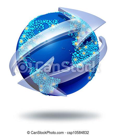 Global Network Communications - csp10584832
