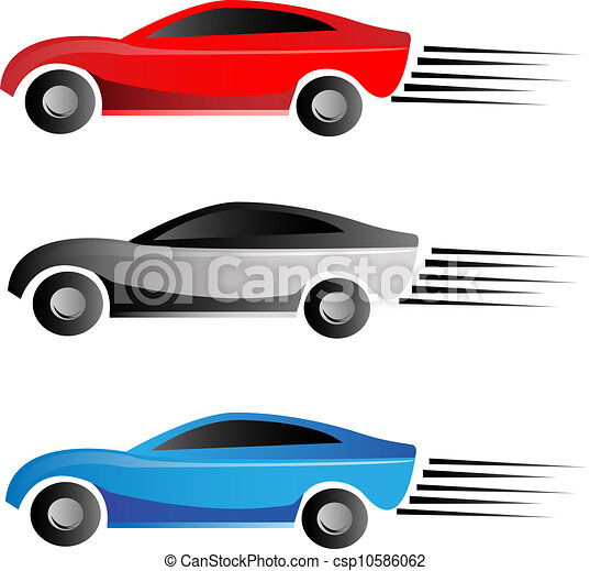 Racing car - csp10586062  Race Car Side View Clipart
