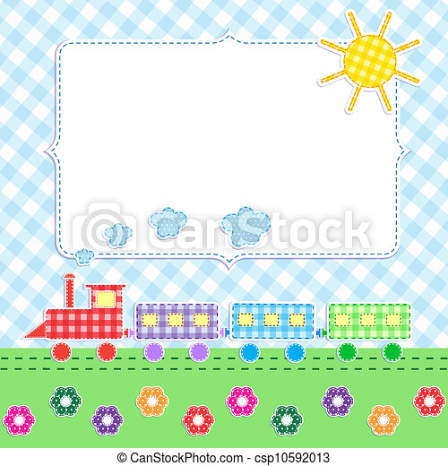 train - stock illustration, royalty free illustrations, stock clip art ...
