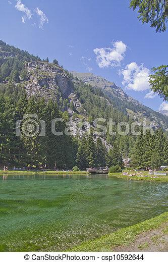 Lake - csp10592644