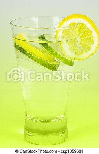 Water refreshment - csp1059681