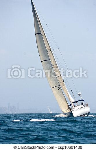 Sailboats - csp10601488