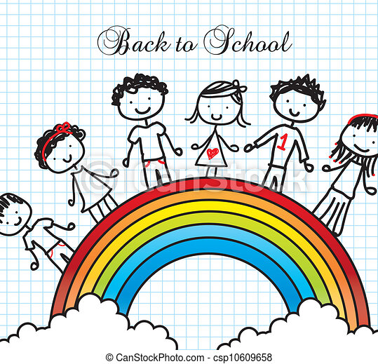 welcome back to school clipart free