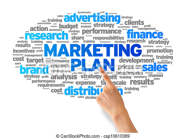 Marketing Plan - csp10610389