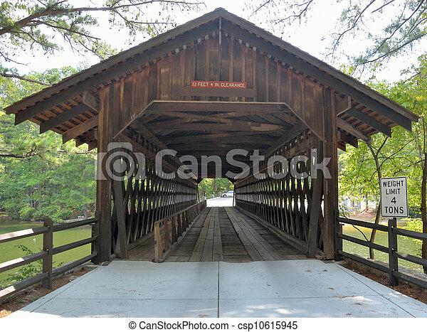 ponte coberta - csp10615945