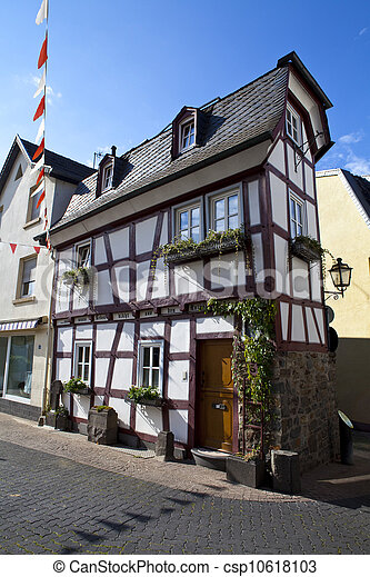 Historic Town House in Remagen - csp10618103