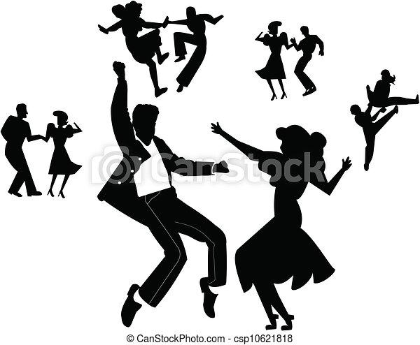 dance party  - csp10621818