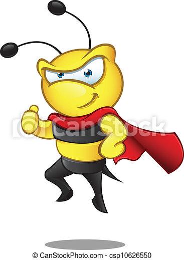 Super Bee - Thumbs Up - csp10626550