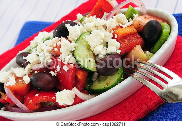 Greek salad - csp1062711