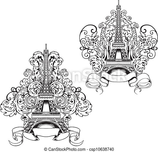 Tower - stock illustration, royalty free illustrations, stock clip art ...
