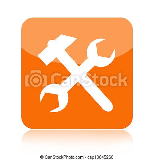 Tools icon - csp10645260