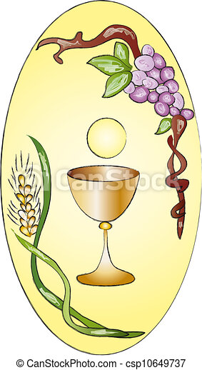 first communion - csp10649737