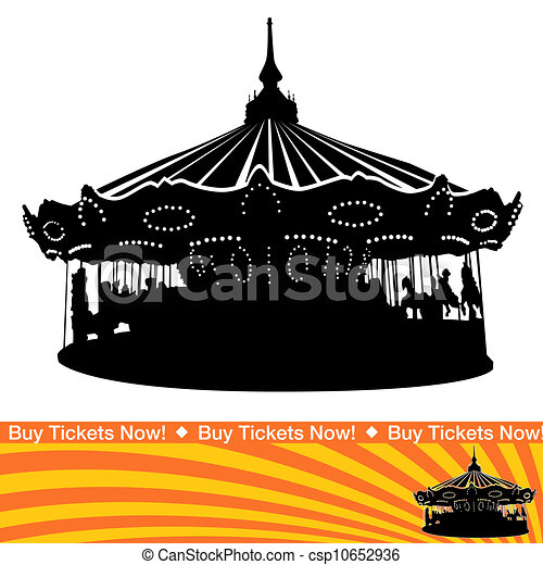 Carousel Stock Illustration Images. 4,161 Carousel illustrations ...