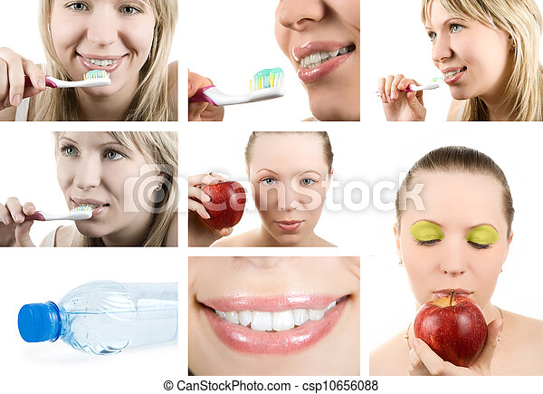 Dental health. - csp10656088