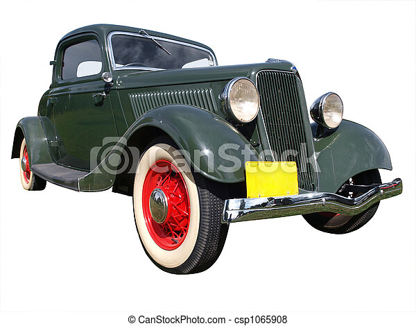 stock photo   1934 ford 40
