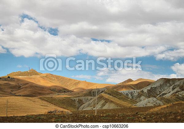 Rural landscape - csp10663206