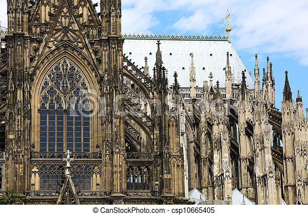 Cologne Cathedral Facade Cologne Cathedral