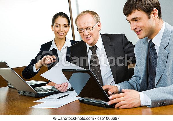 Corporate work - csp1066697