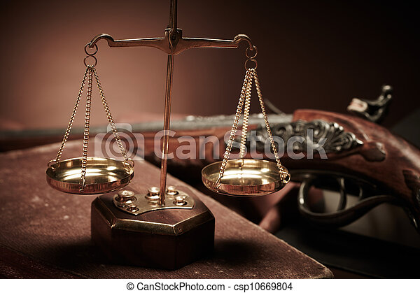 Law - csp10669804
