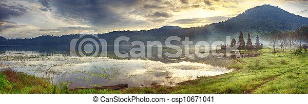 Tamblingan lake. Bali - csp10671041