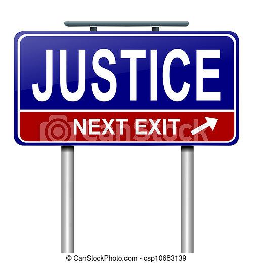 Justice concept. - csp10683139