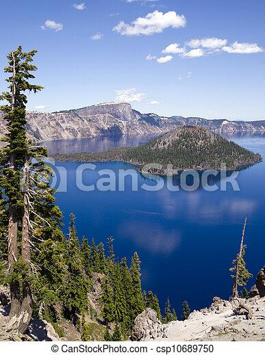 Crater Lake Oregon - csp10689750