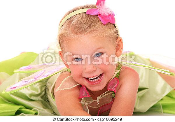 Adorable girl - csp10695249