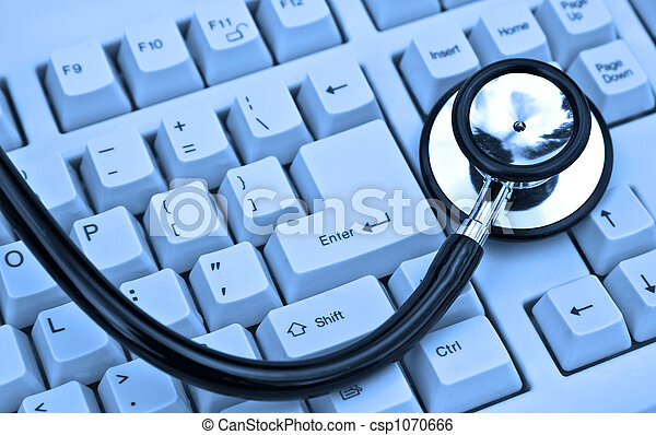 médico, tecnologia - csp1070666