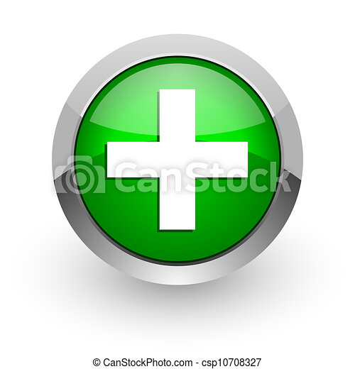emergency icon - csp10708327